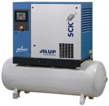 Винтовой компрессор Alup SCK 3-10 200L plus