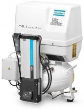 Поршневой компрессор Atlas Copco LFx 2,0 D 1PH на ресивере(50 л)