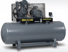 Поршневой компрессор Comprag RCI-7,5-270