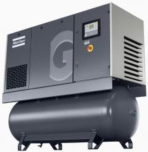 Винтовой компрессор Atlas Copco GA 18 7,5 с ресивером